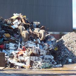 Foulds Metal Pile