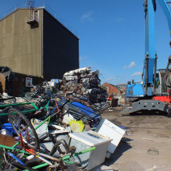 Foulds Crane and Yard