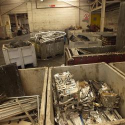 Foulds Metal Crates