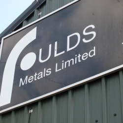 Foulds Exterior Sign