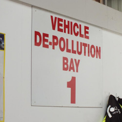Foulds Vehicle Sign
